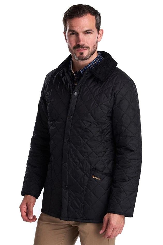 Barbour Liddesdale Quilt Jacket Regular Fit BK91 Black